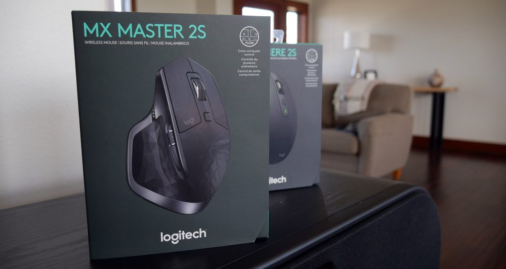 Hands-on: Logitech's new MX Master 2S Mouse w/ Flow is
