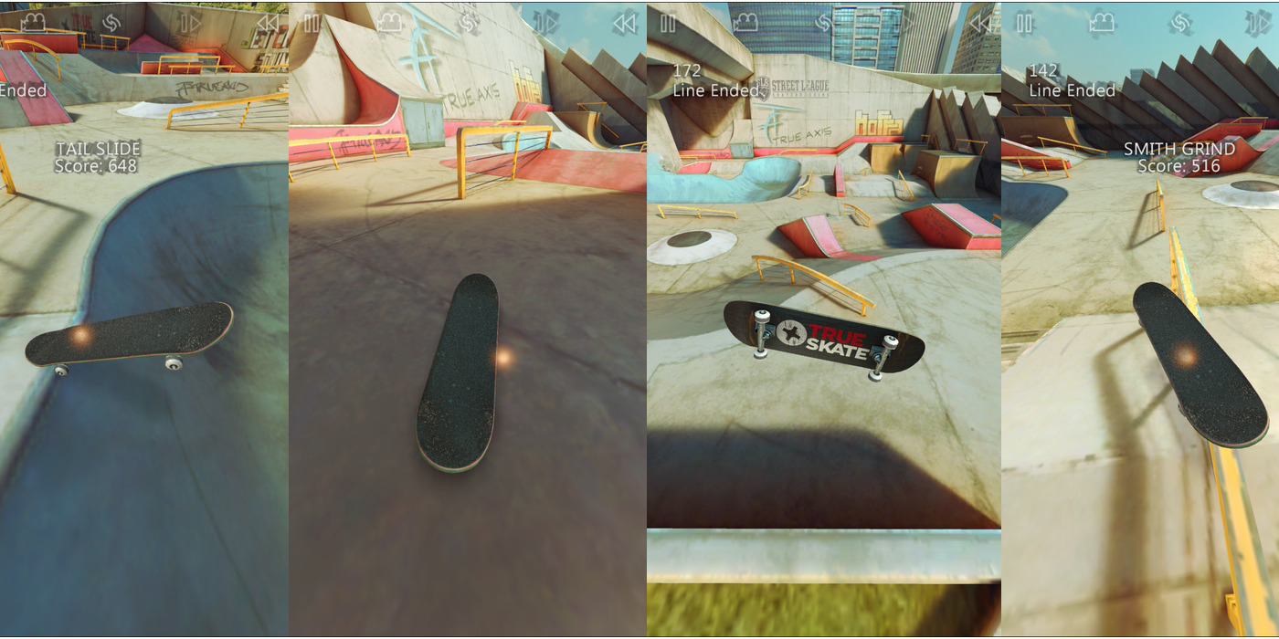 Download the popular True Skate while it's FREE on iOS (Reg. $2)