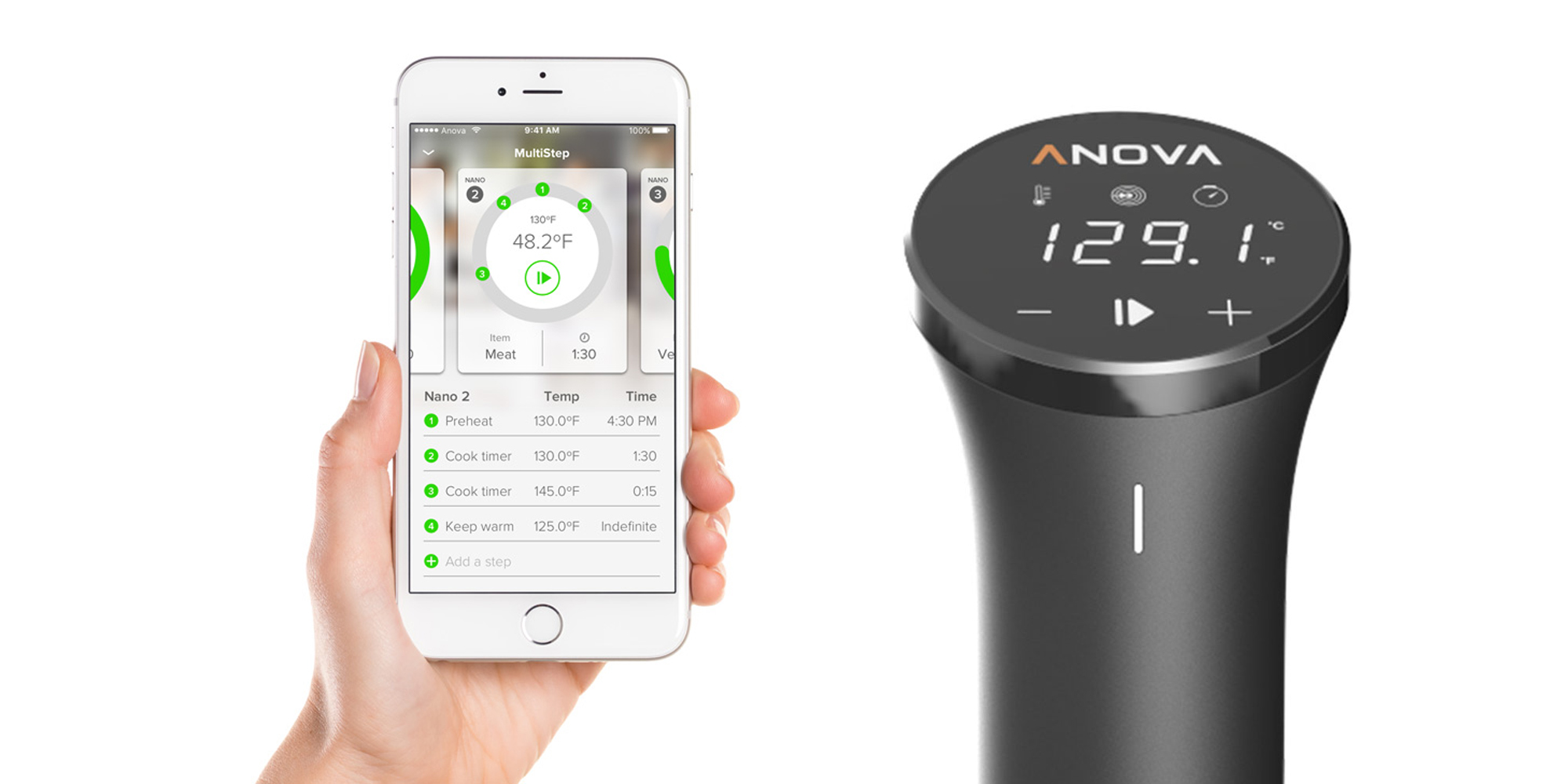 Anova Sous Vide Precision Nano Cooker now below Black Friday pricing at $61 (Reg. $100)
