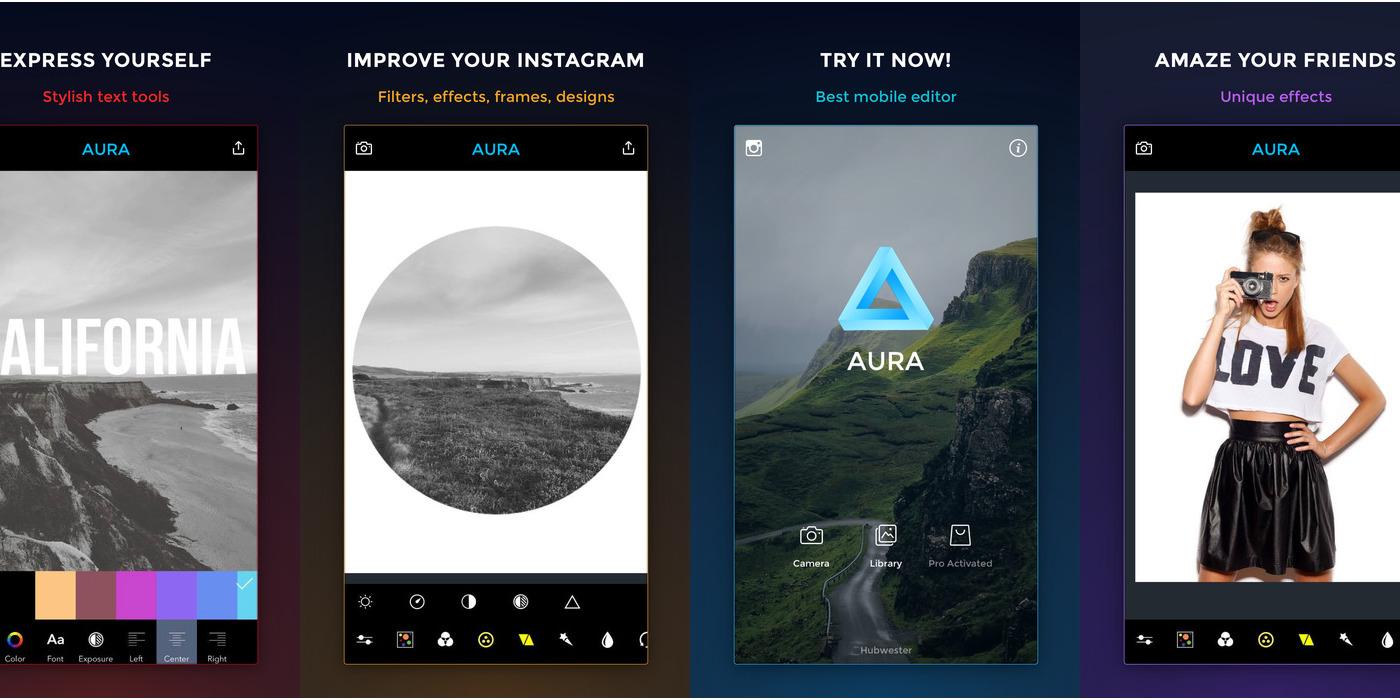 Today's Best iOS & Mac App Deals: AURA Image Editor, Photo Cookbook, more