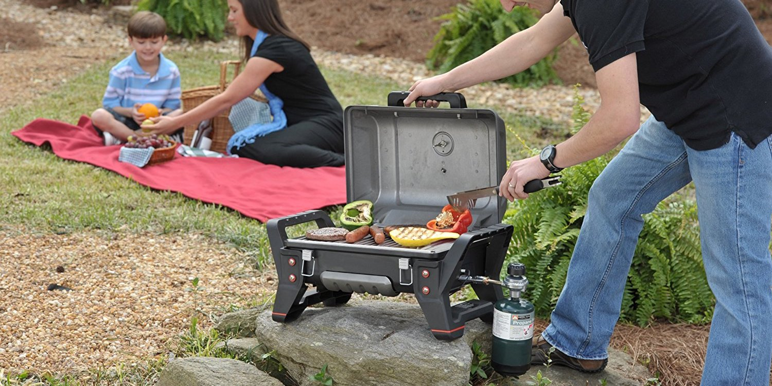 Char Broil S Tru Infrared Portable Grill2go Gas Grill Drops To 79 Shipped
