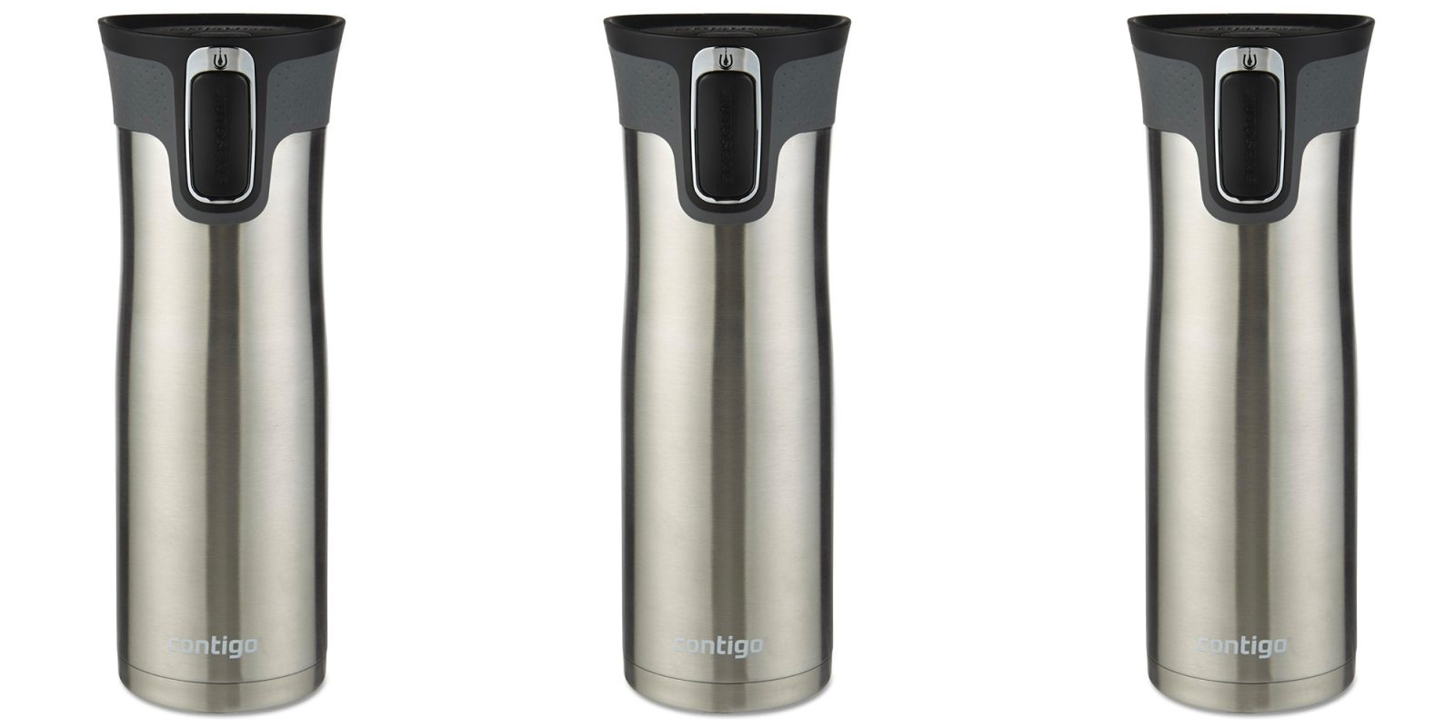 79bf270e0be Grab one of those popular Contigo Stainless Travel Mugs at just ...