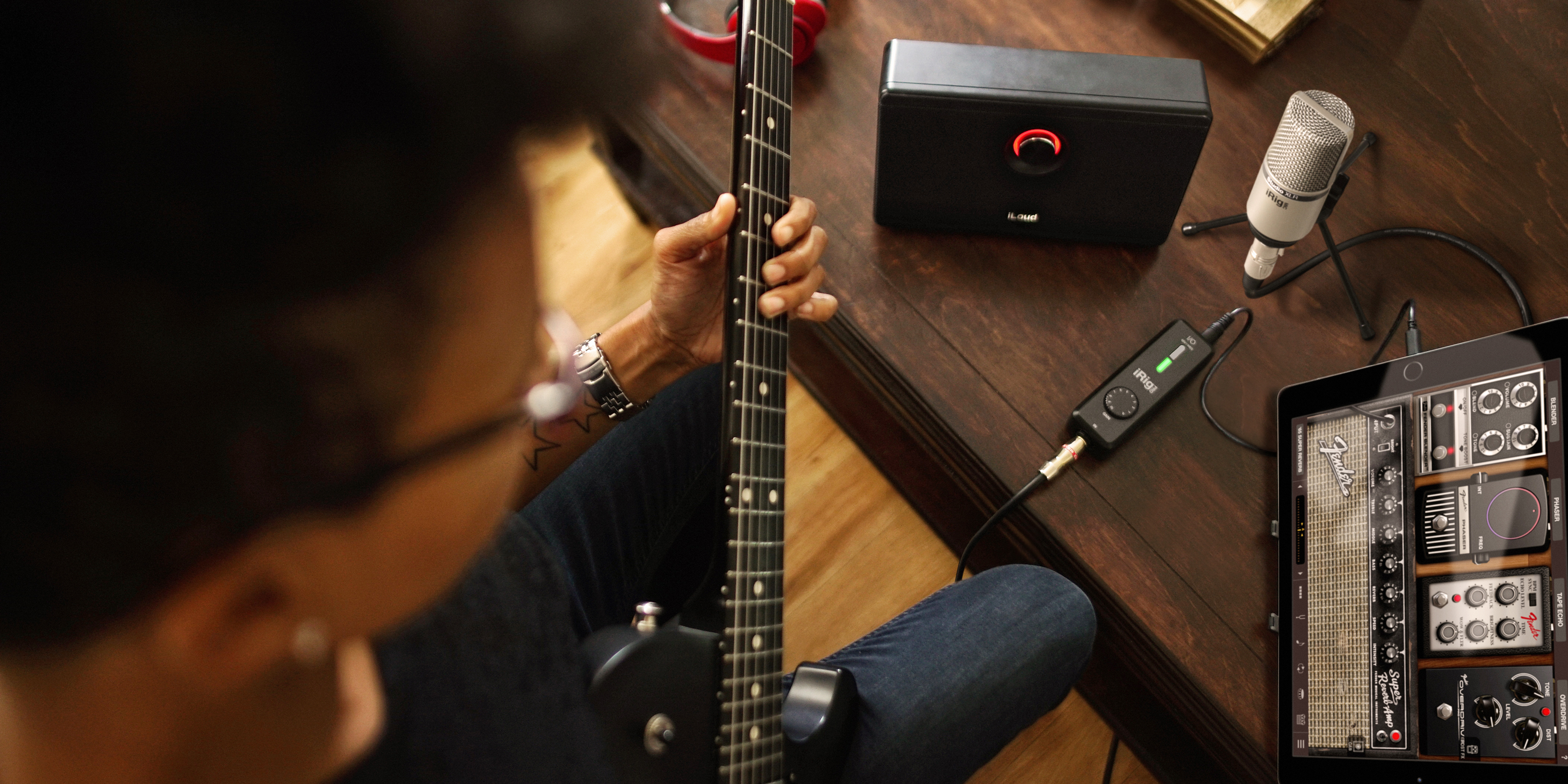 Best iPhone & iPad Lightning Interfaces for home or on-the-go recording