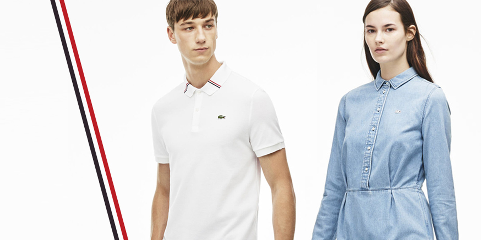 f8594048fa12 Lacoste Semi-Annual Sale takes up to 50% off apparel for men and women