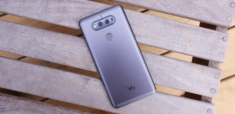 LG V20 64GB GSM 4G Android Smartphone Unlocked: $400 (Reg