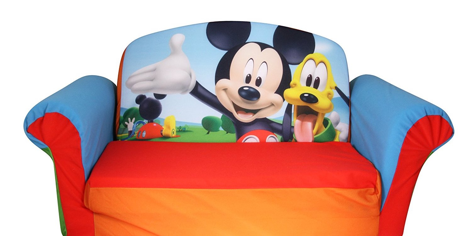Disney And Sesame Street Kids Marshmallow Furniture From 20