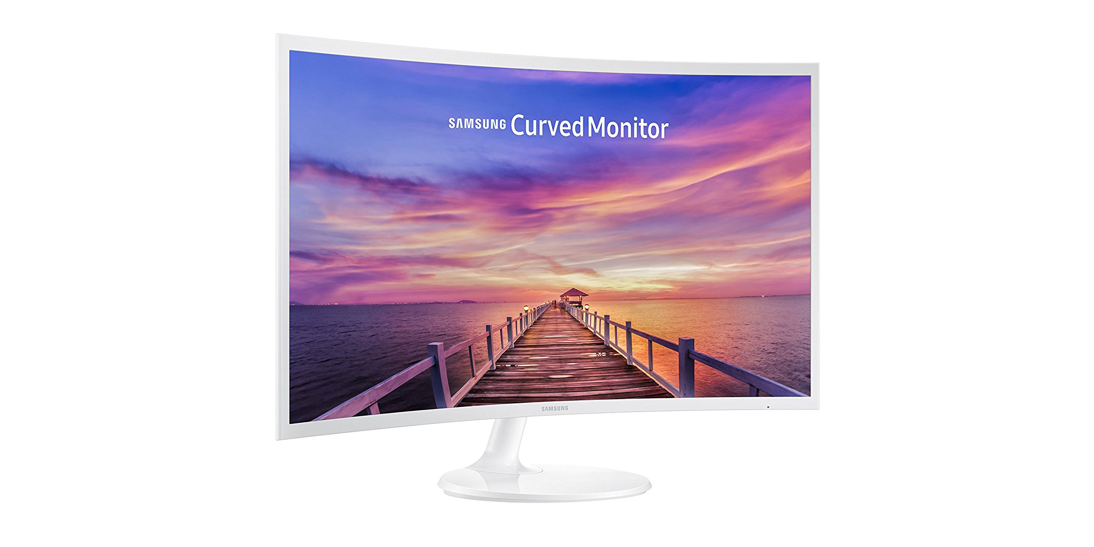 Add these discounted 32-inch Samsung monitors to your desk: Curved $350, 4K $450