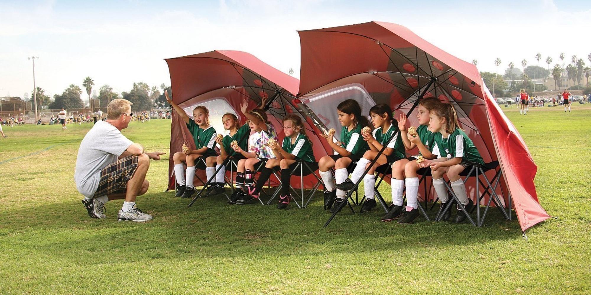 6c5fc3780662 Save 40% off the Sport-Brella All-Weather and Sun Umbrella for $36 shipped