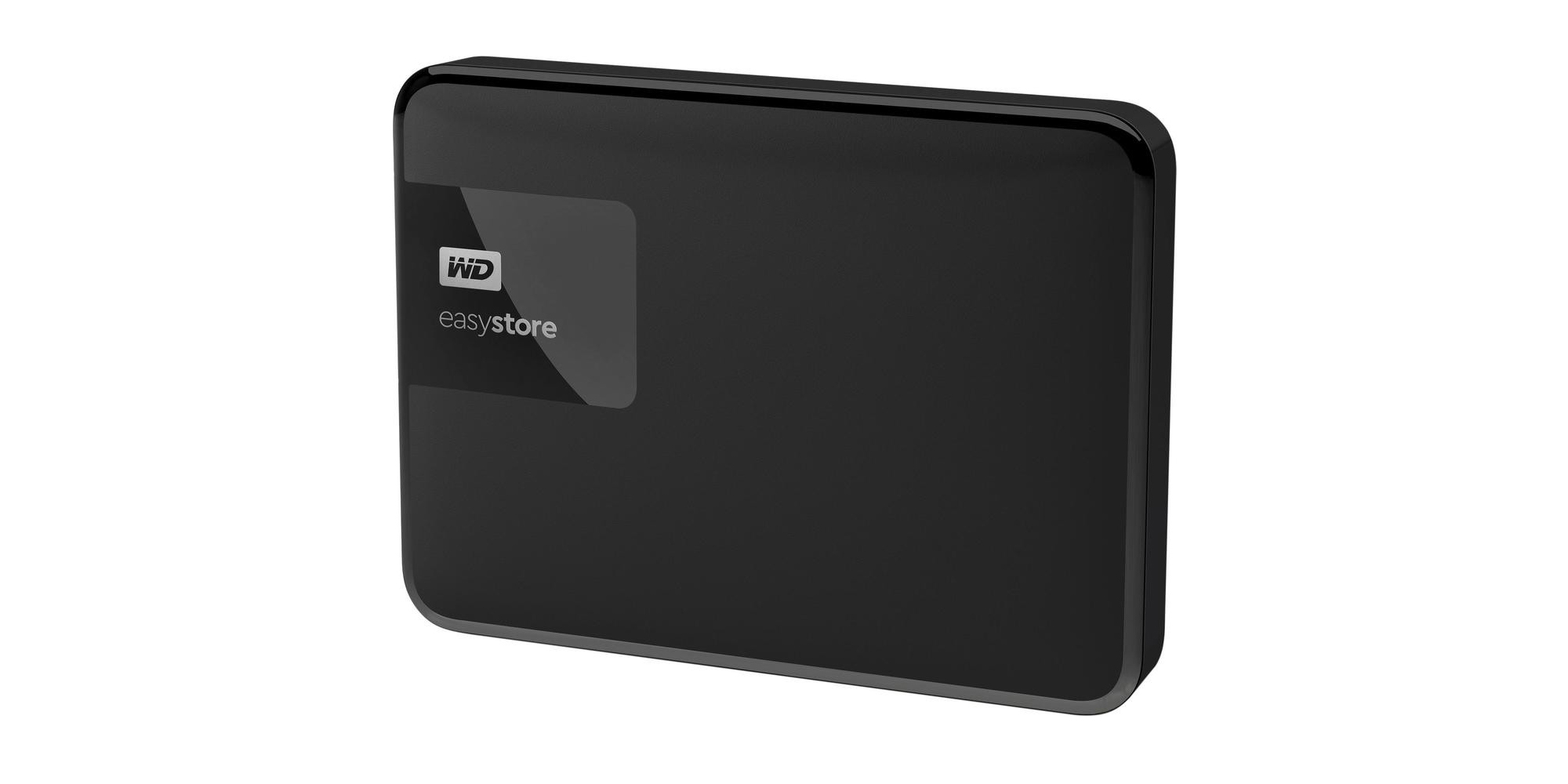 WD easystore 2TB External USB 3.0 Portable Hard Drive for $60, today only