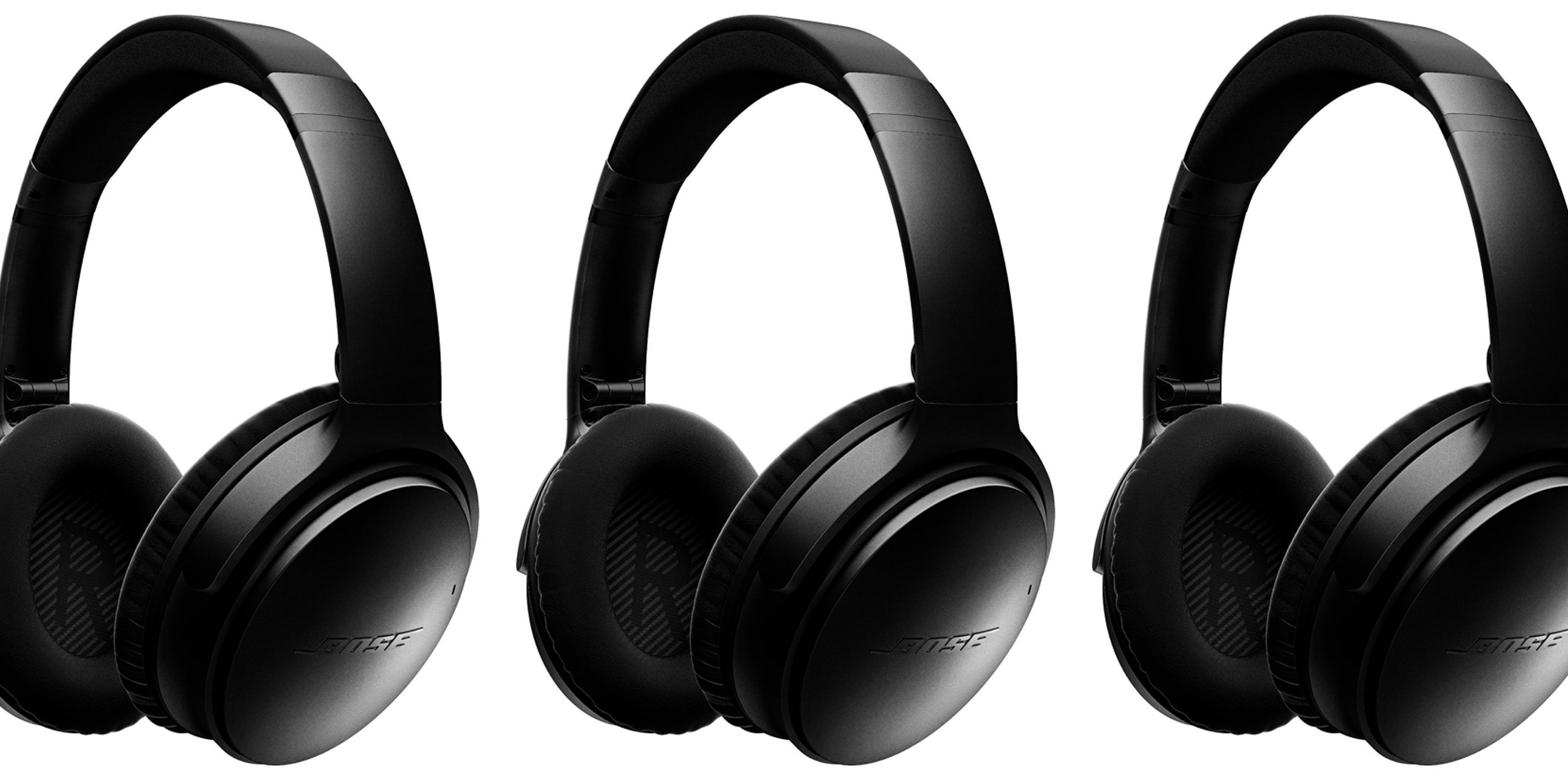 Bose QuietComfort 25/35 headphones now available from $144.50 for today only