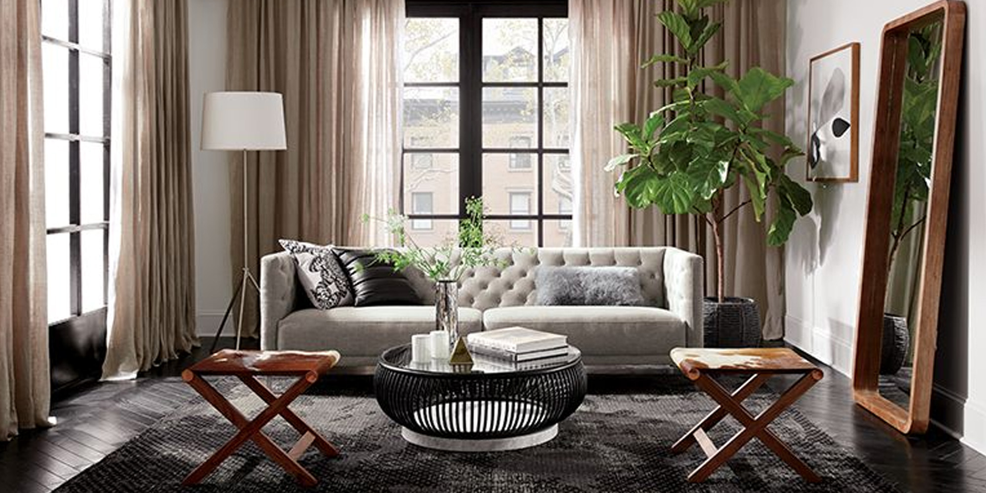 Cb2 Winter Clearance Sale Offers Up To 50 Off Home Decor