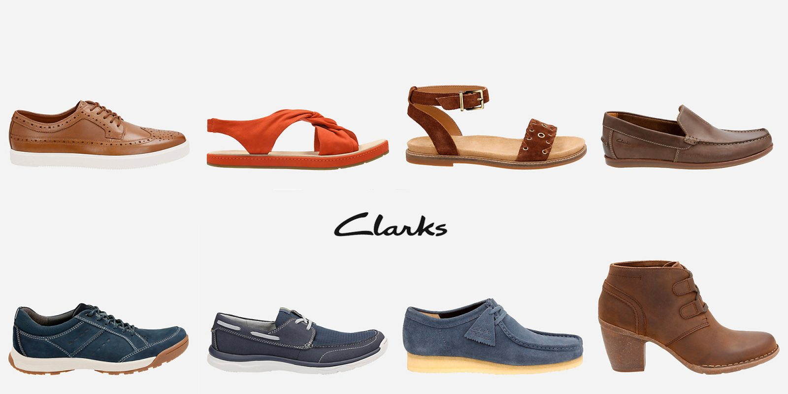 new concept 0d2dc 5ff56 Clarks Summer Sale takes up to 40% off select styles + an ...