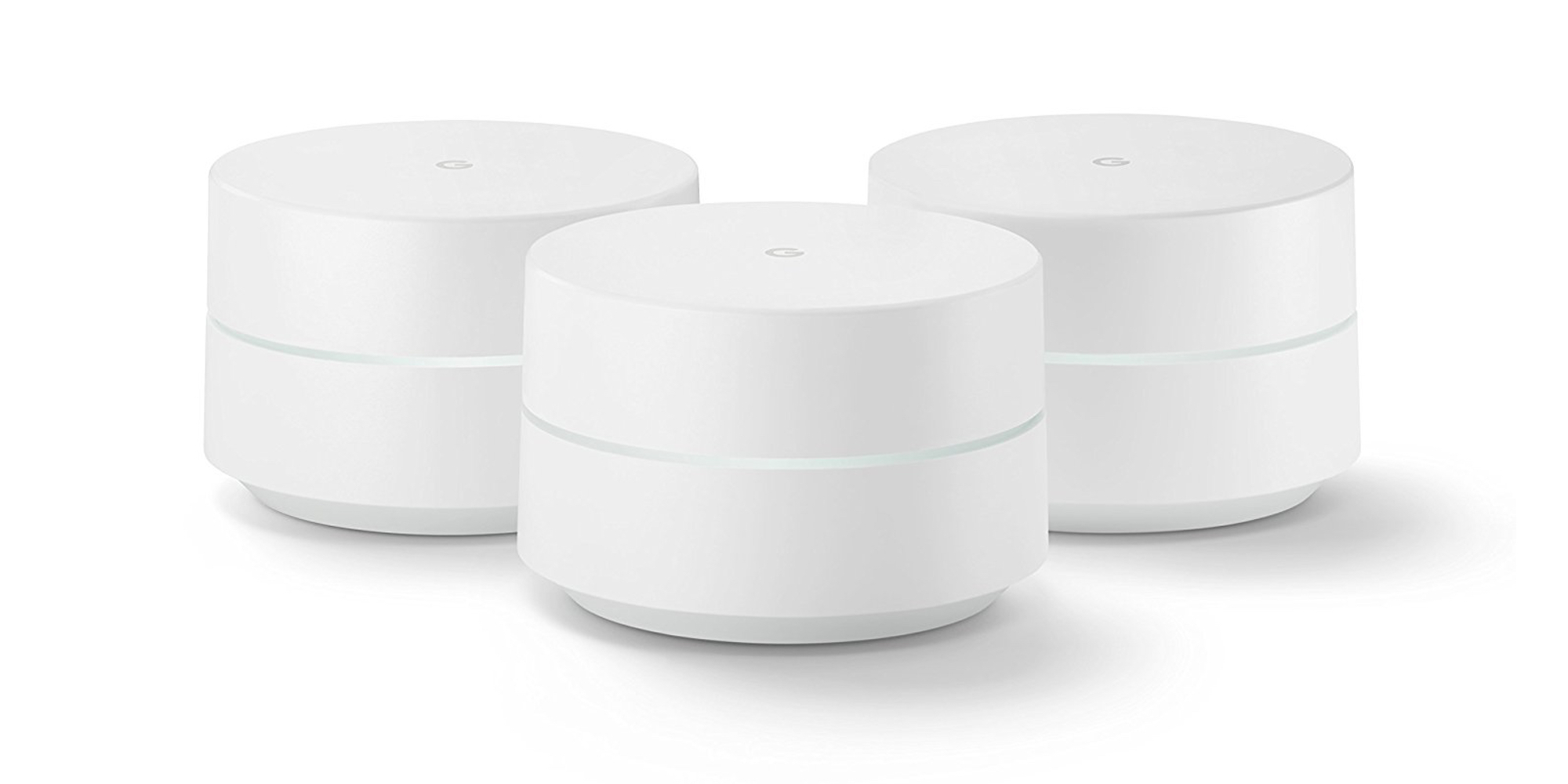 Eliminate coverage issues w/ a 3-pack of Google Wi-Fi for $220 ($30 off), more from $17