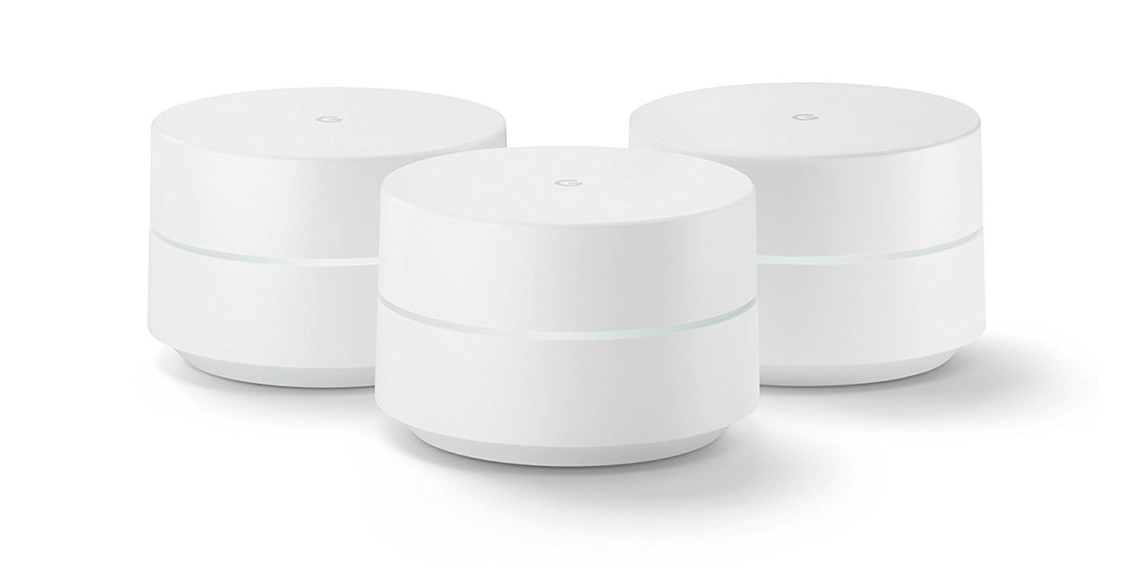 Google Wi-Fi 3-pack delivers 802.11ac mesh networking across your home for $250