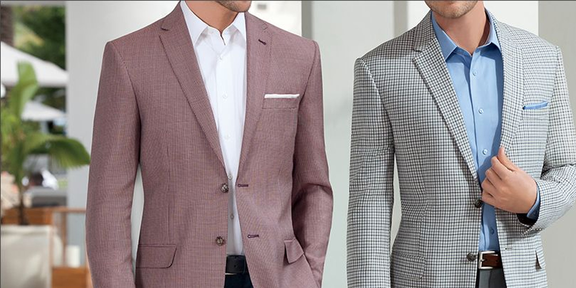Men's Wearhouse takes up to 70% off with suits, outerwear & more from $18, today only