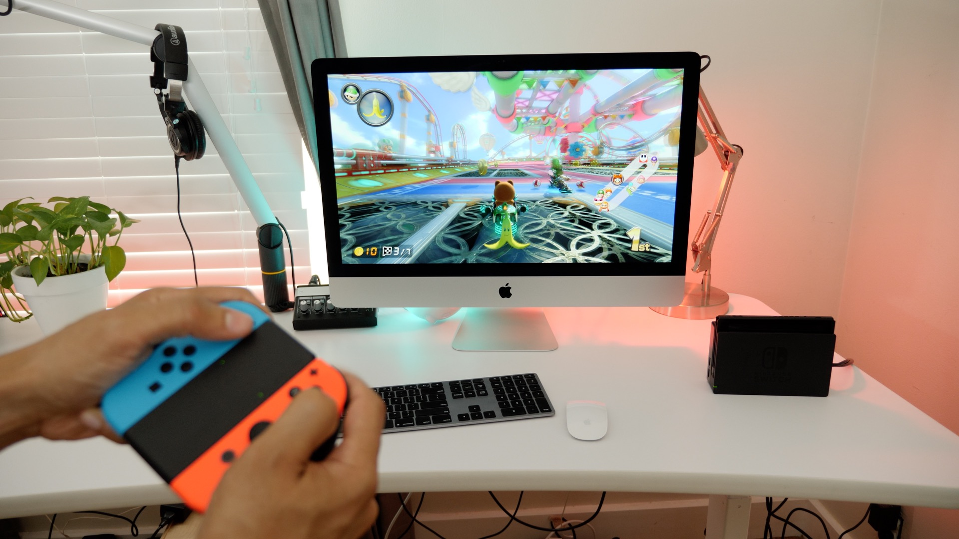 How-to play Nintendo Switch on an iMac's display [Video] - 9to5Toys