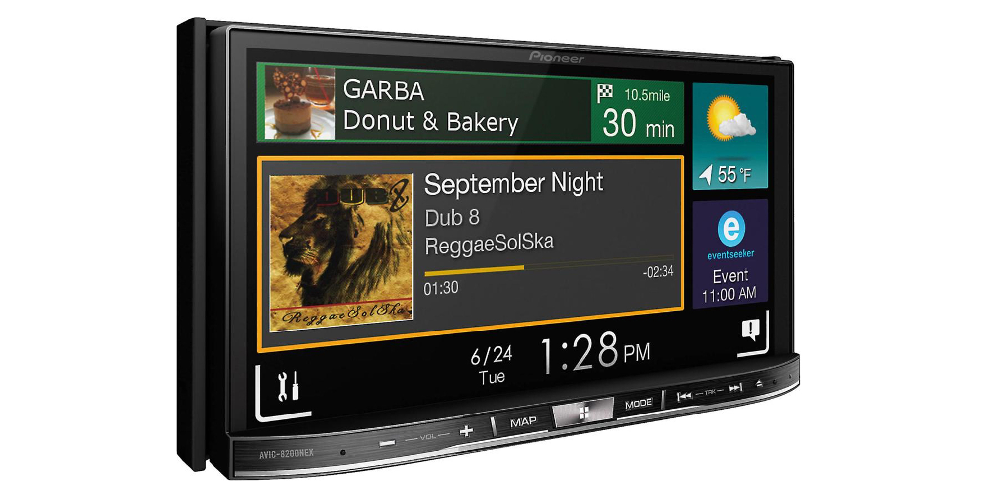 Add CarPlay or Android Auto to your car for $499 w/ the Pioneer 8200NEX: $499 (Reg. $680)