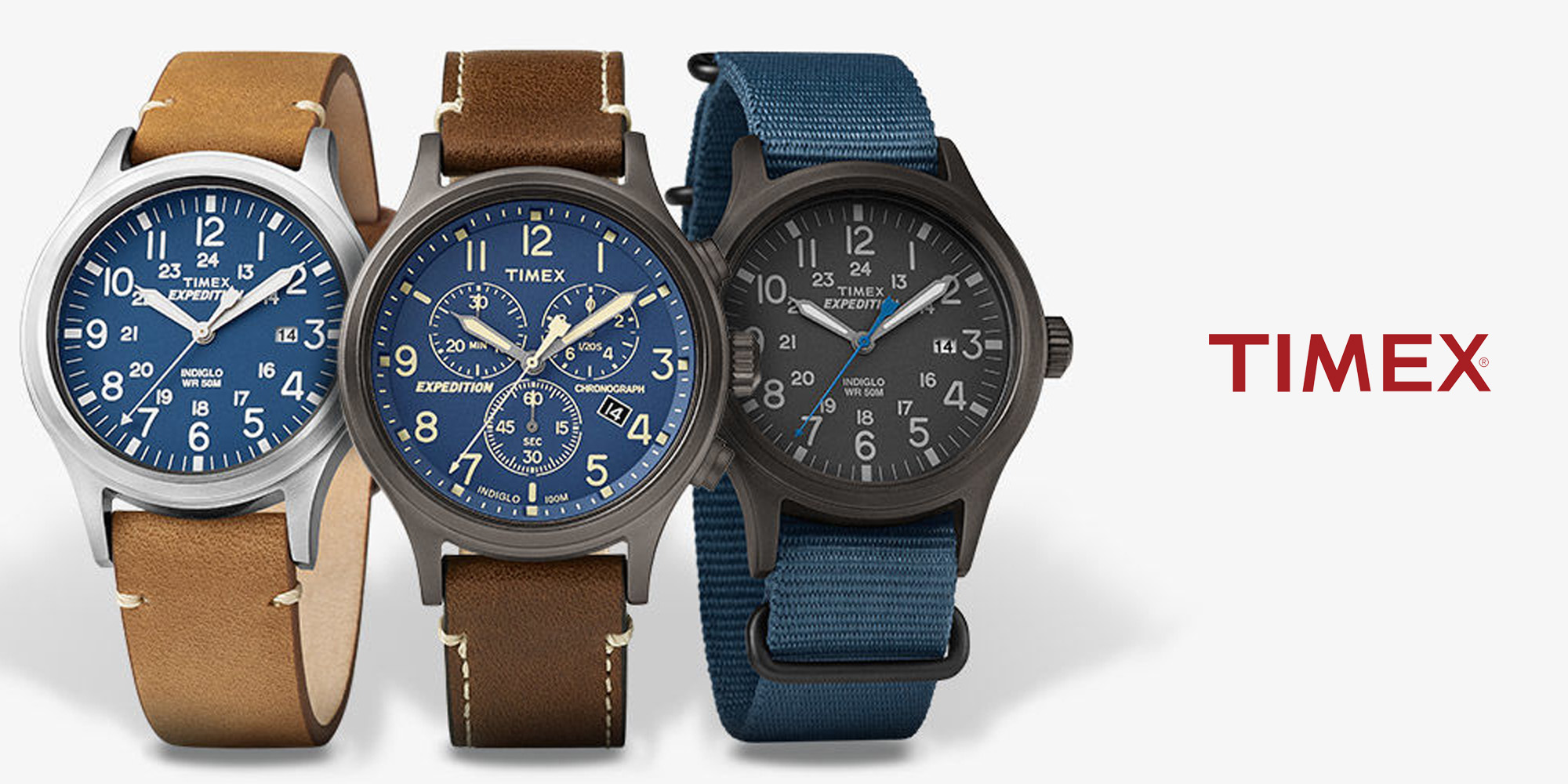 Timex Private Sale updates your everyday watch with 20% off select styles + free shipping