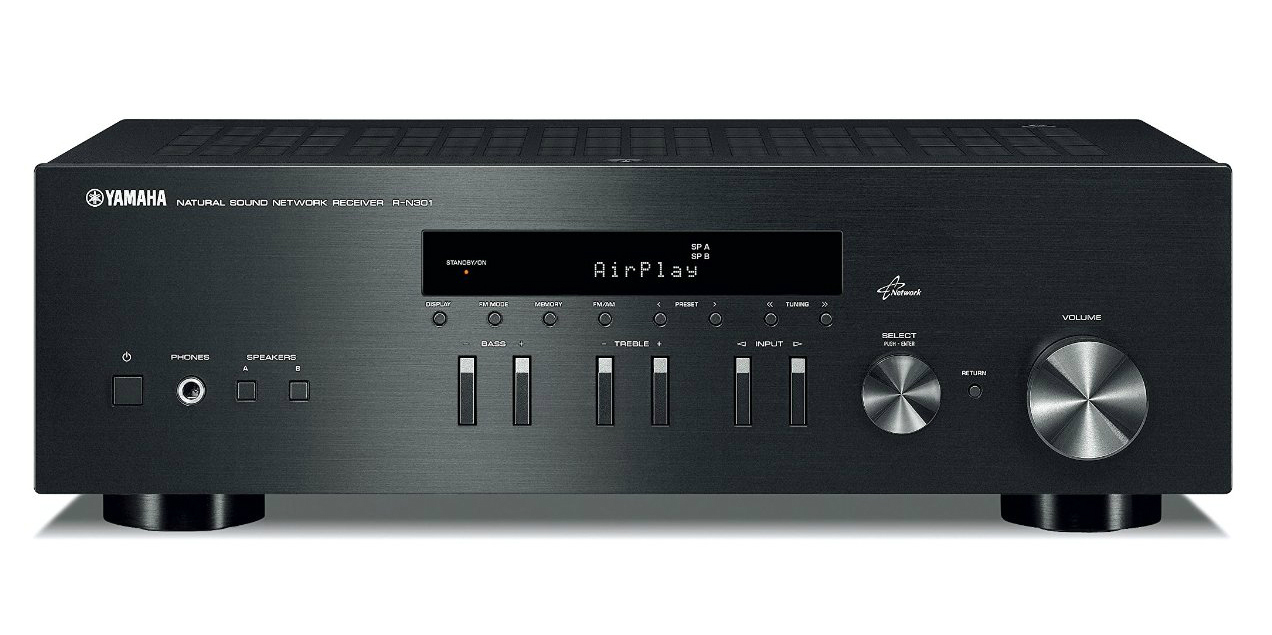 Bring AirPlay to your home theater w/ Yamaha's $159 Receiver (Orig. $350)