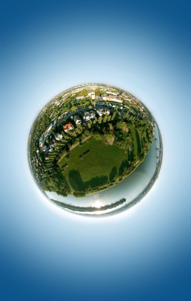 DJI Spark Sphere Mode