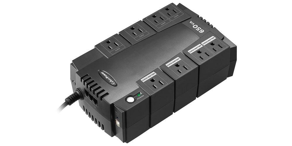 Daily Deals Klipsch 100W Cherry Bookshelf Speakers 270 Cyberpower 650VA UPS System 50 More