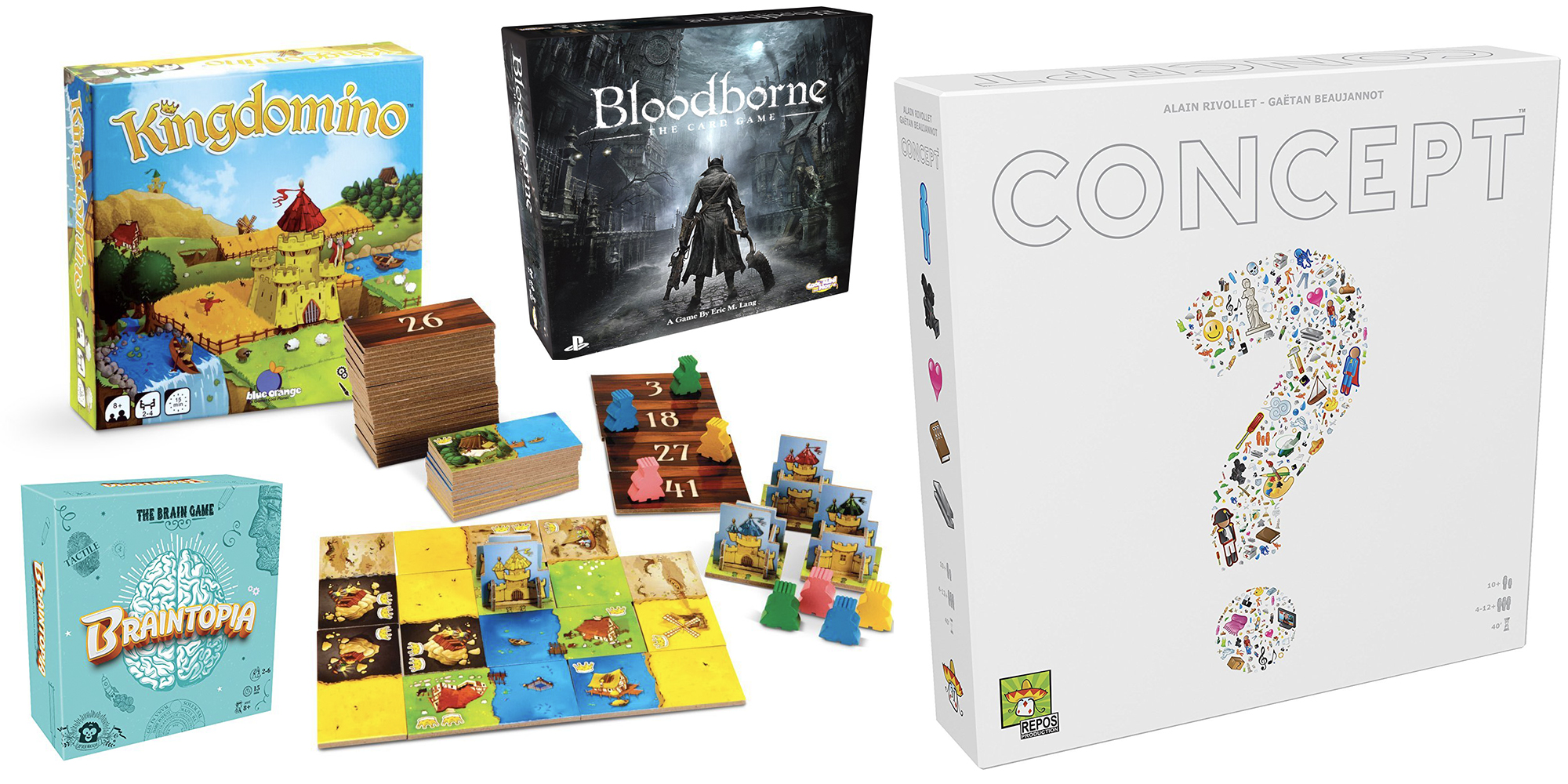 Amazon's Gold Box takes up to 40% off popular board games, from under $10