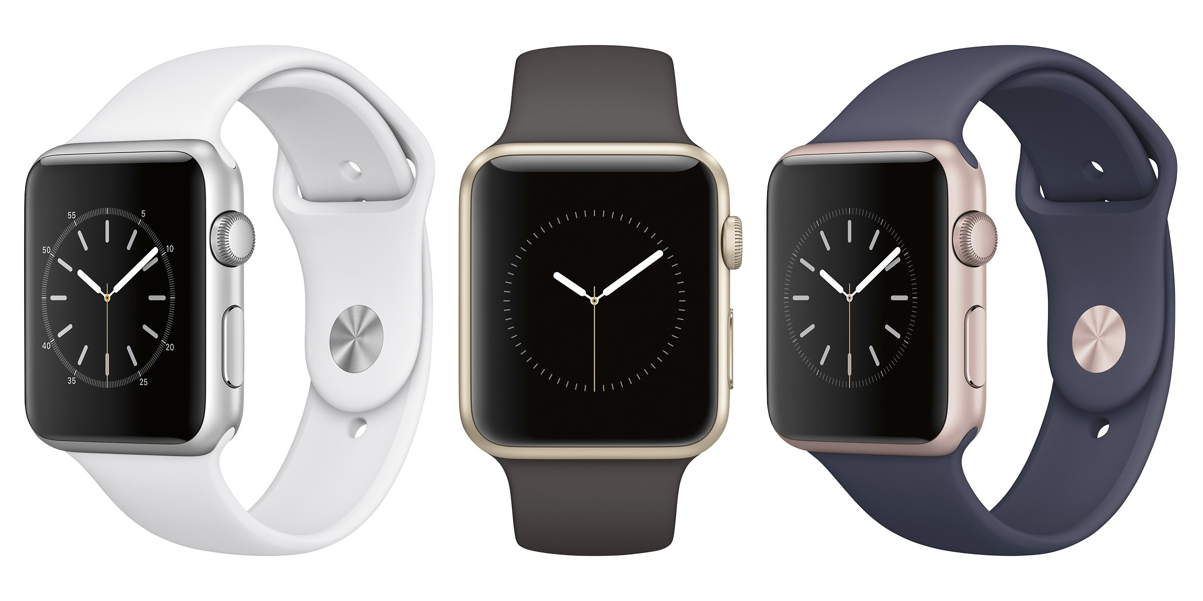 Apple Watch Series 2 sees 1-day sale to $150 in various colors (Refurb, Orig. $369+)