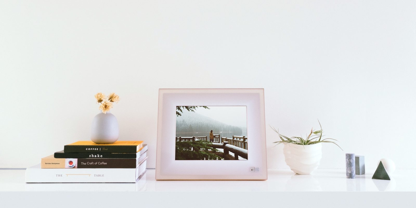 Aura is the modern digital picture frame that makes your photos into ...