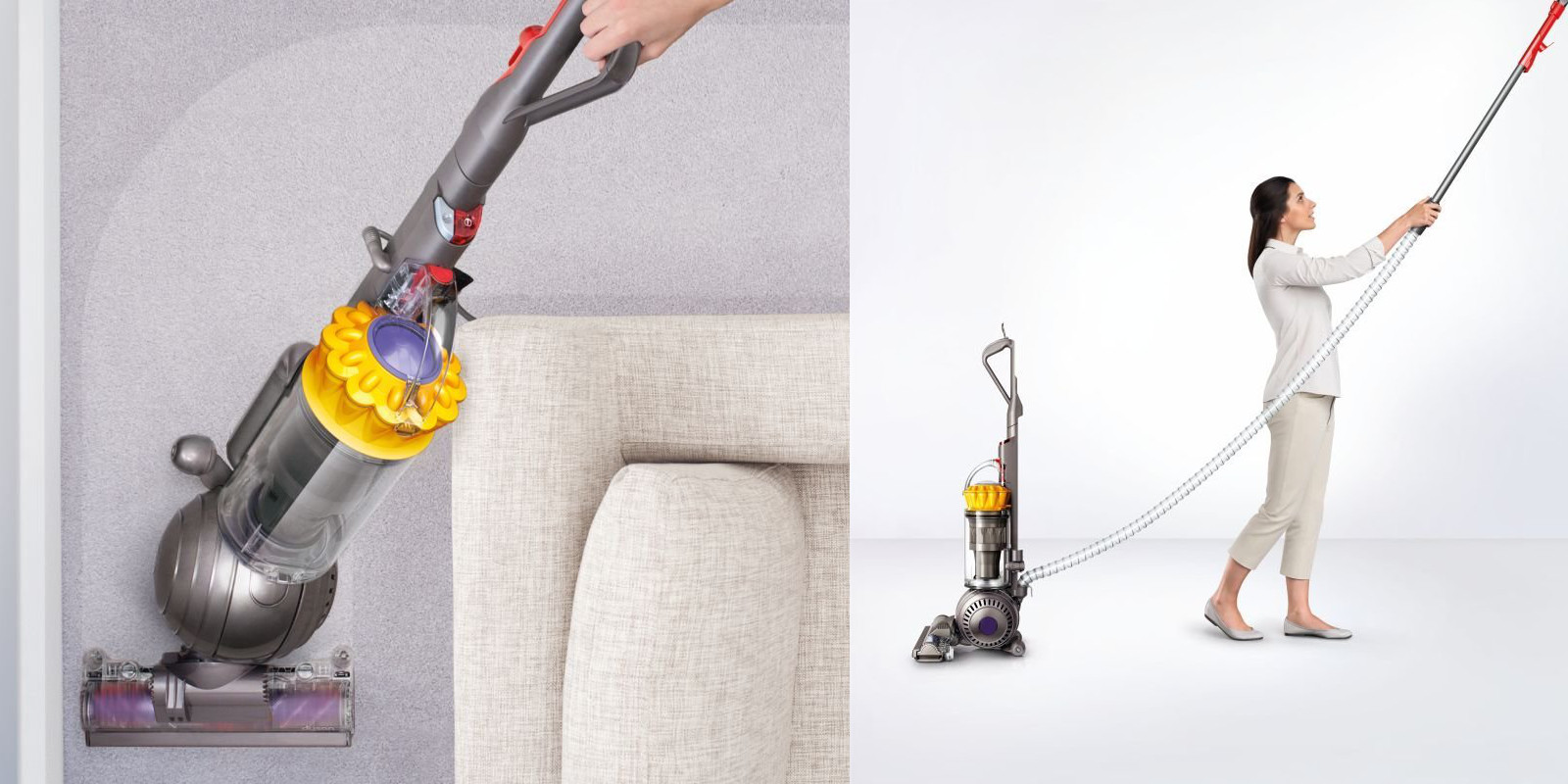 Dyson Multi Floor Bagless Upright Vac 200 Shipped For