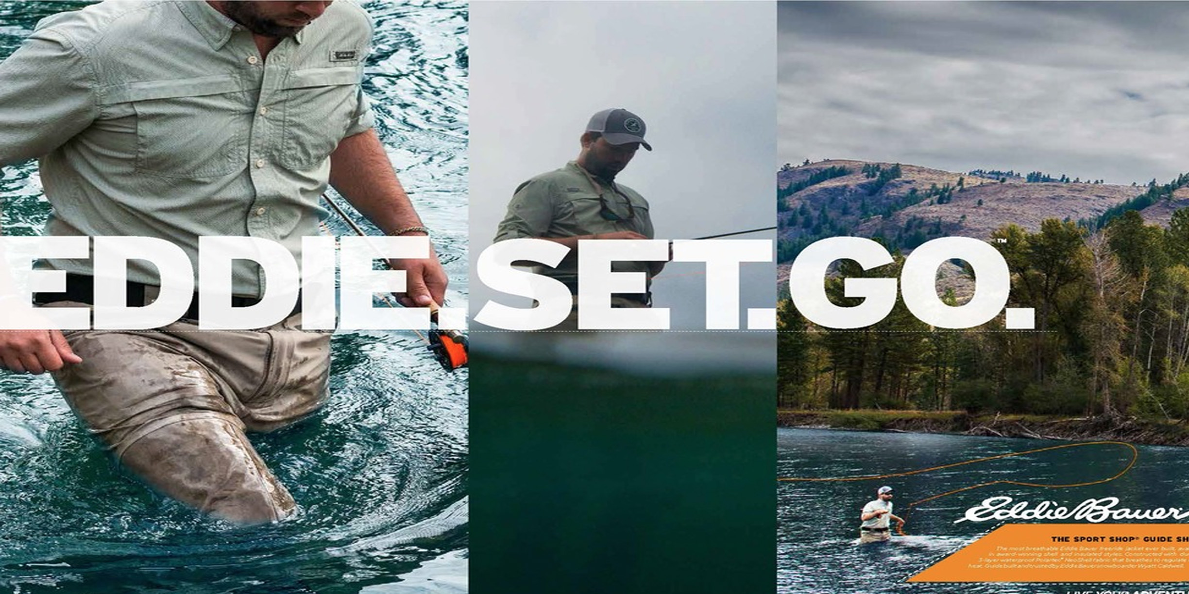 6567e46ee5 Eddie Bauer has deals from $7: t-shirts, shorts, outerwear, accessories &  more - 9to5Toys