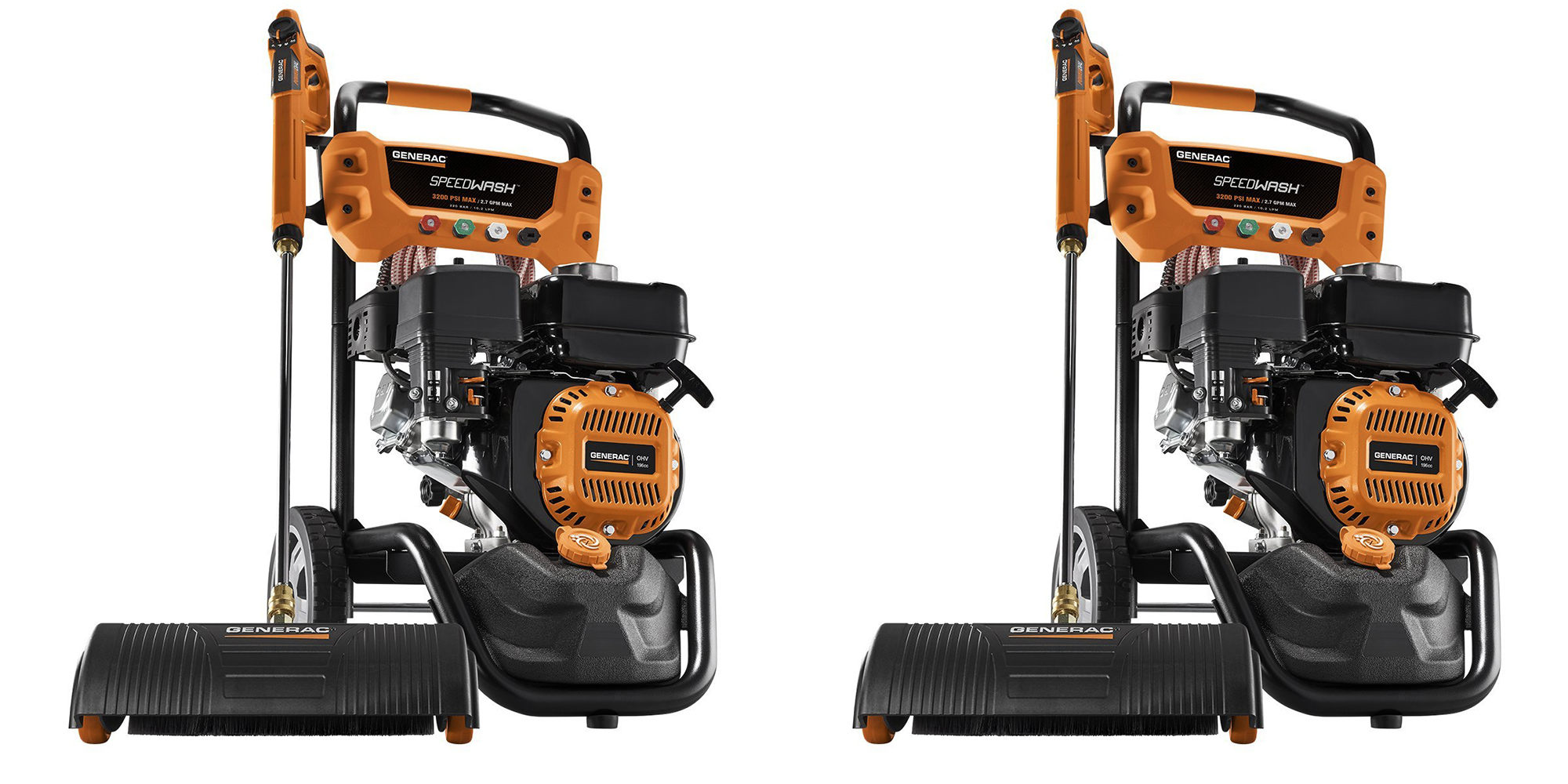 Today S Gold Box Includes The Generac 3200psi Pressure