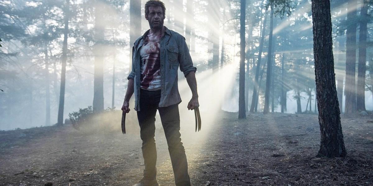 latest blu-ray sale featuring Logan