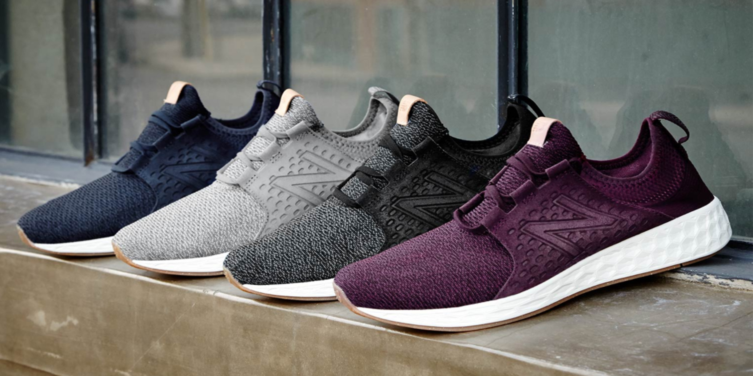 New Balance takes 10% off sitewide +