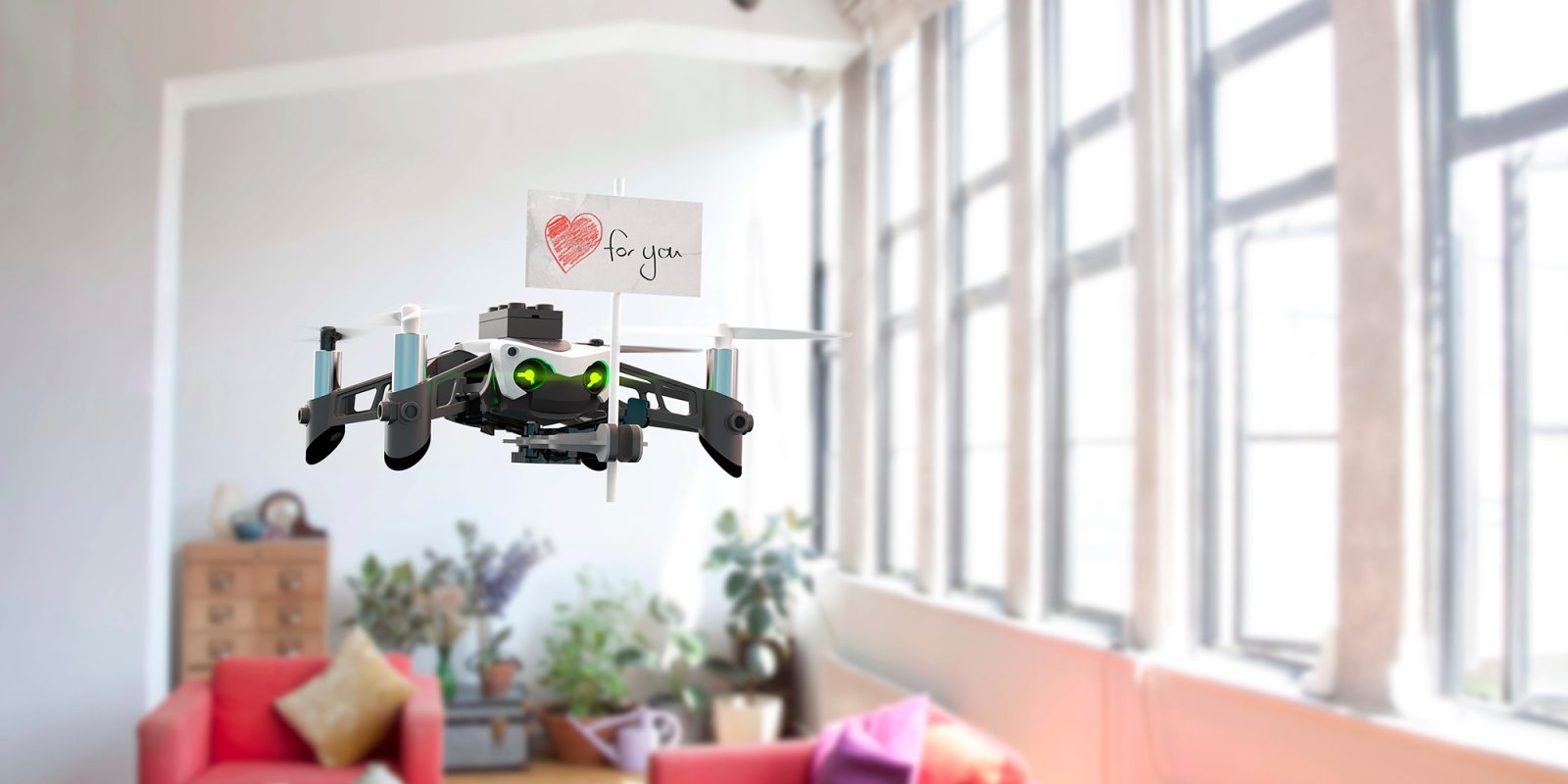 Parrot Combines With Tynker For New Mambo Code Drone Bundle