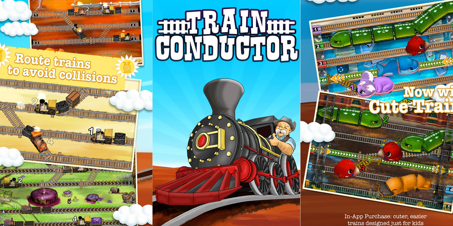 Today's Best iOS & Mac App Deals: Train Conductor, iWriter, more