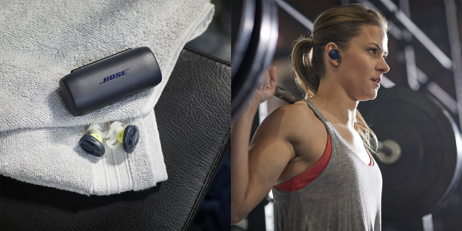 Bose unveils new SoundSport Free truly wireless earbuds geared towards active lifestyles