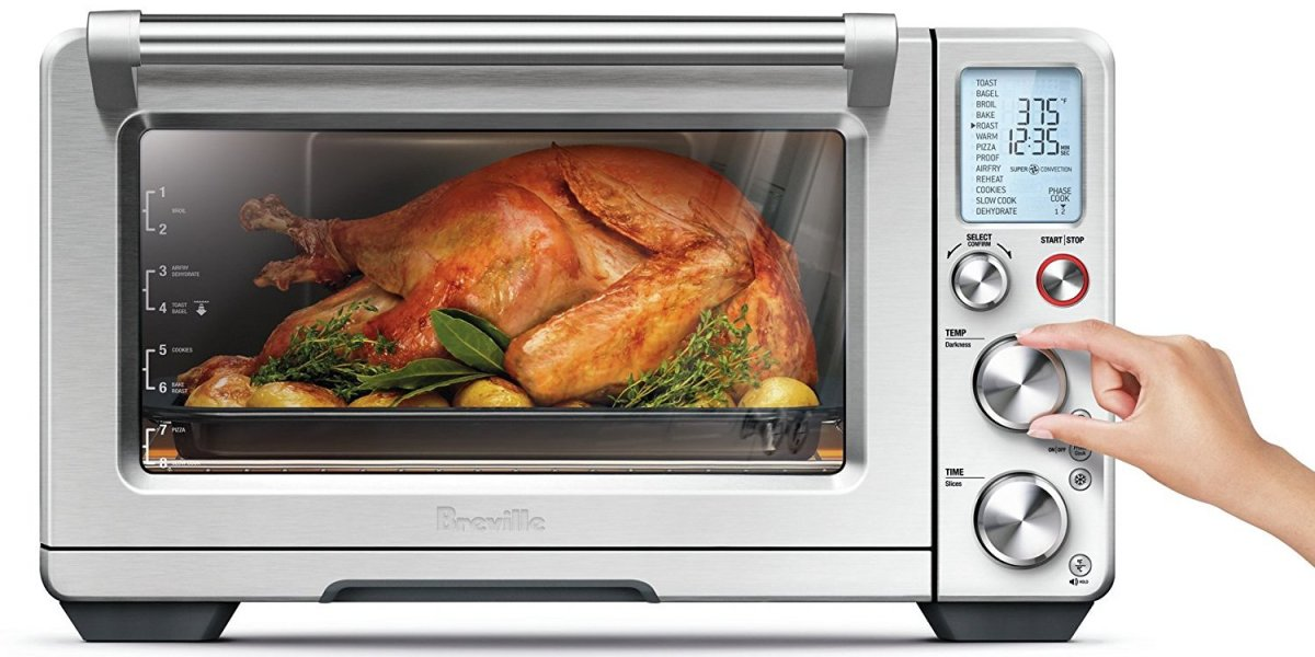 Breville S Smart Air Pizza Convection Oven Drops To 320