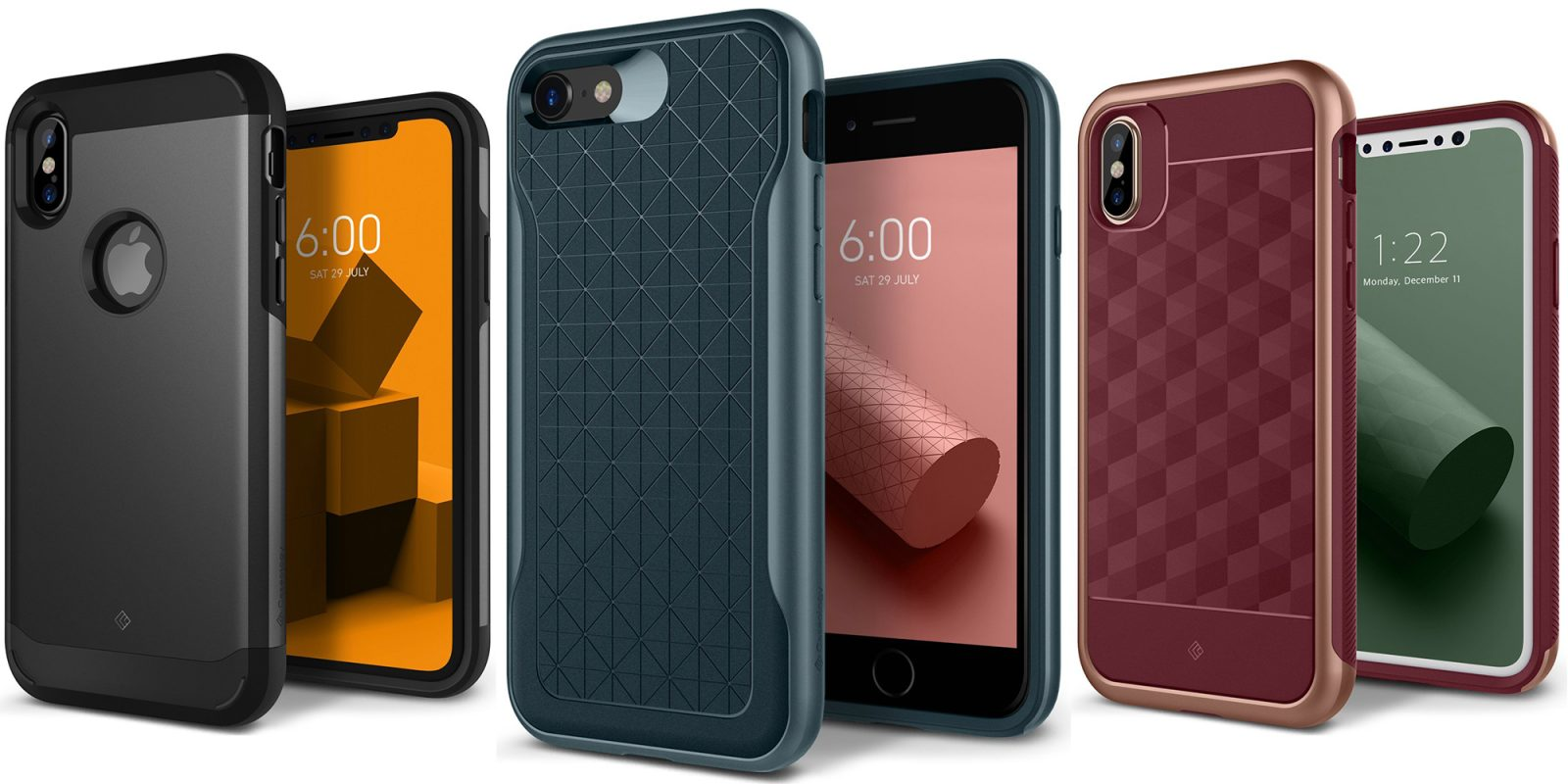 iphone 8 plus x cases from 5 at caseology 39 s amazon storefront 9to5toys. Black Bedroom Furniture Sets. Home Design Ideas