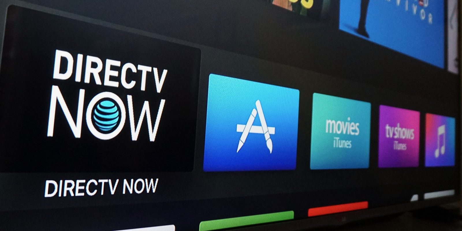 DirecTV Now offers a FREE Apple TV 4K when you sign-up for 4