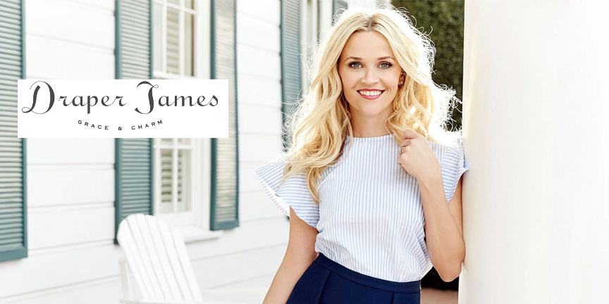 Exterior: Reese Witherspoon's Clothing Line Draper James Now At