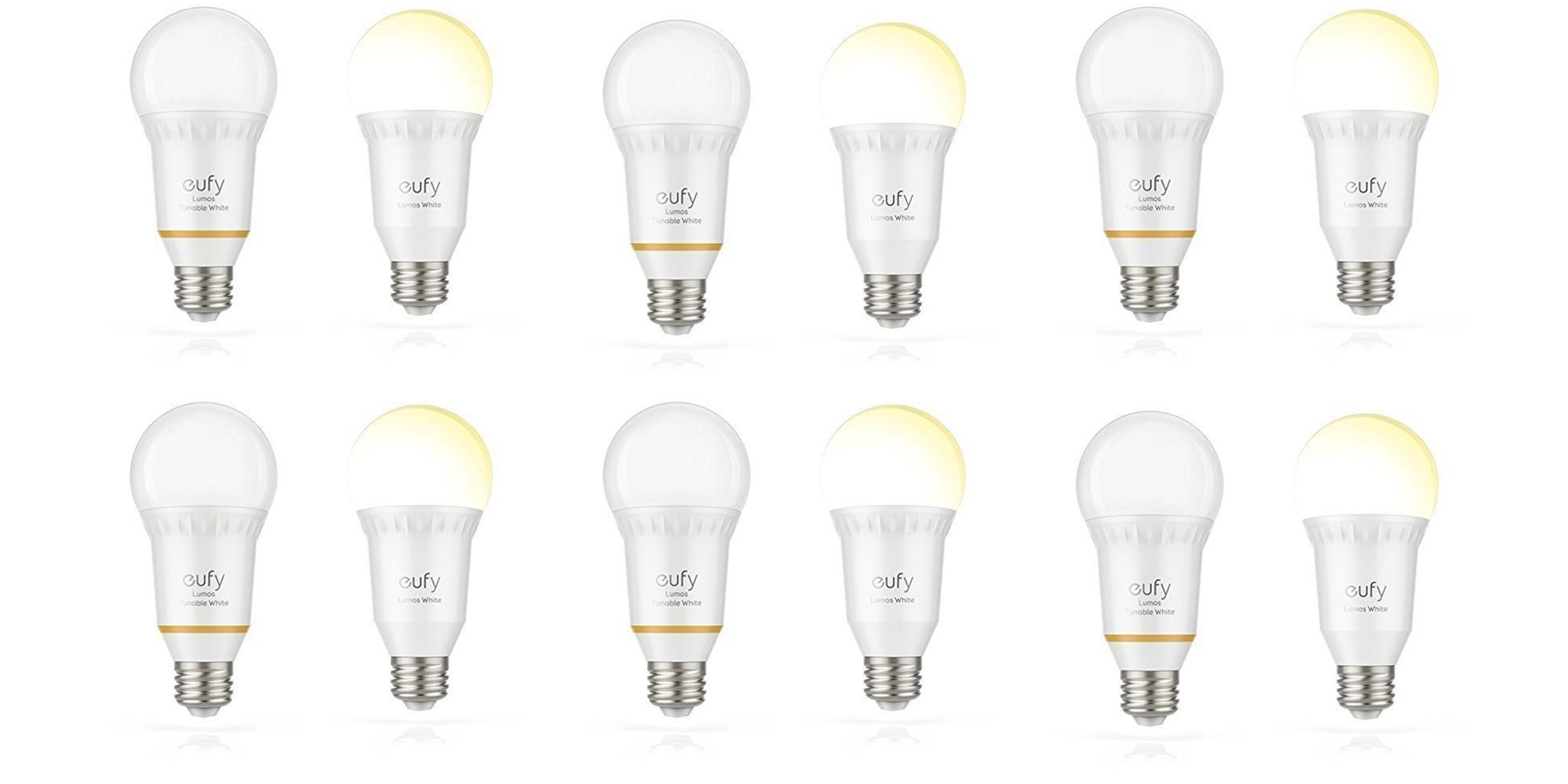 Anker S New Smart Led Light Bulbs On Sale From 17 Prime