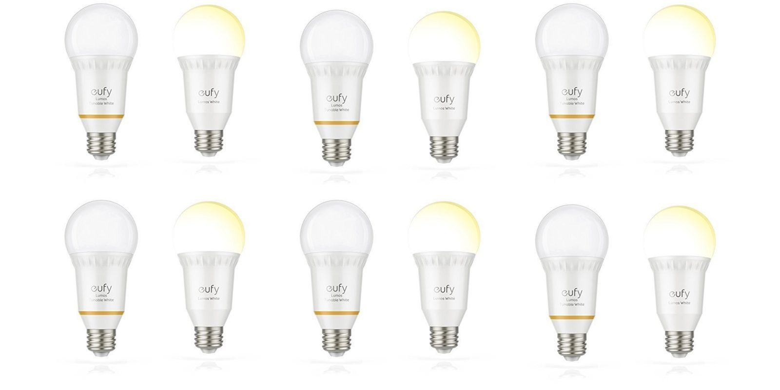 anker 39 s new smart led light bulbs on sale from 17 prime shipped no hub required 9to5toys. Black Bedroom Furniture Sets. Home Design Ideas