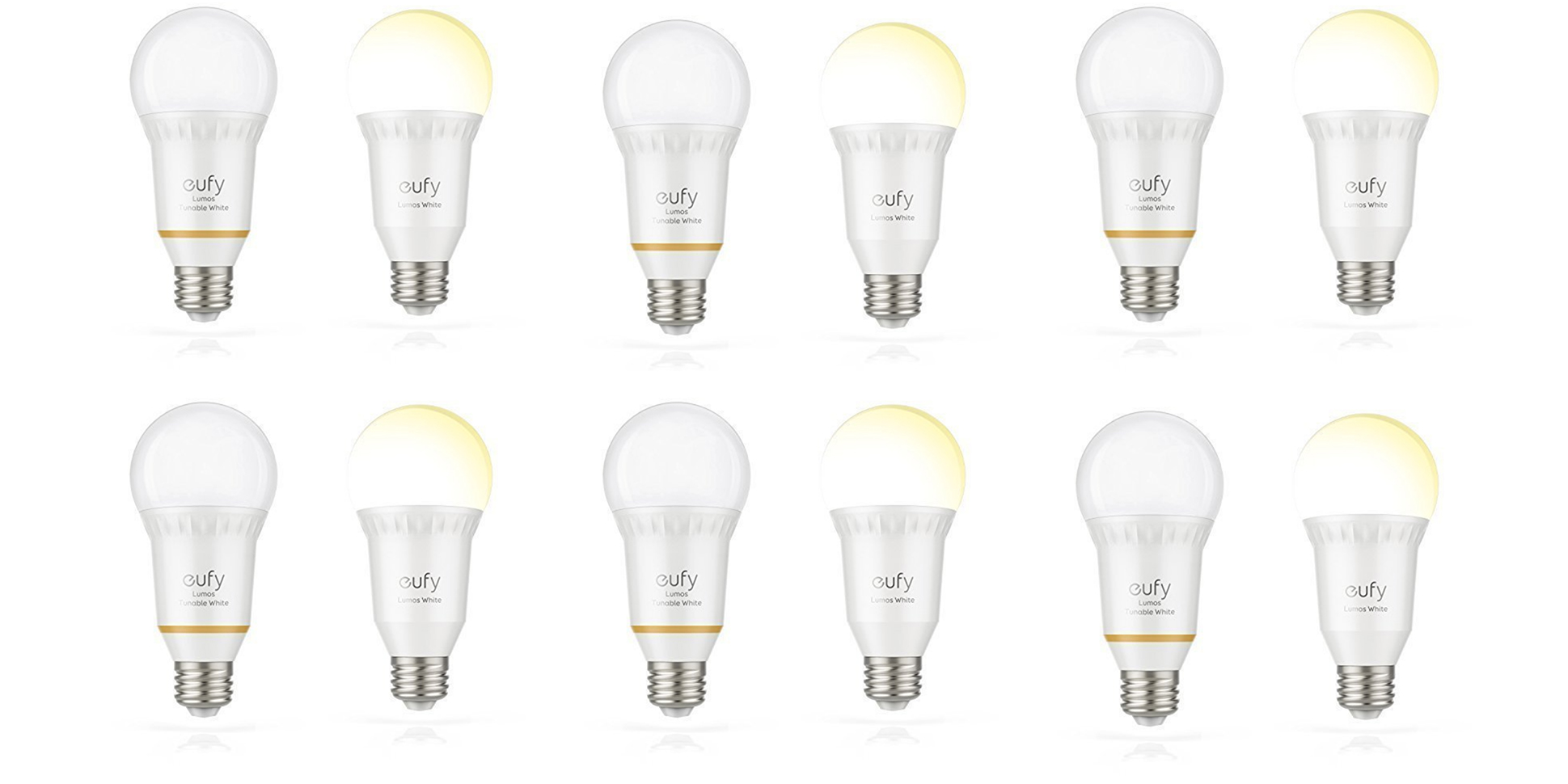 anker u0026 39 s new smart led light bulbs on sale from  17 prime shipped  no hub required