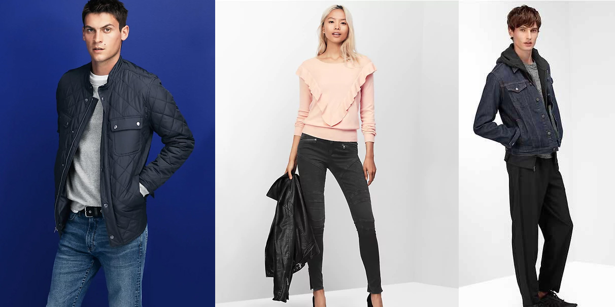 GAP's back with another sale: extra 50% off clearance and 25% off jeans