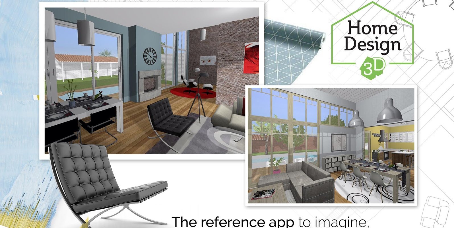 Today's Best IOS & Mac App Deals: Home Design 3D GOLD, Bad