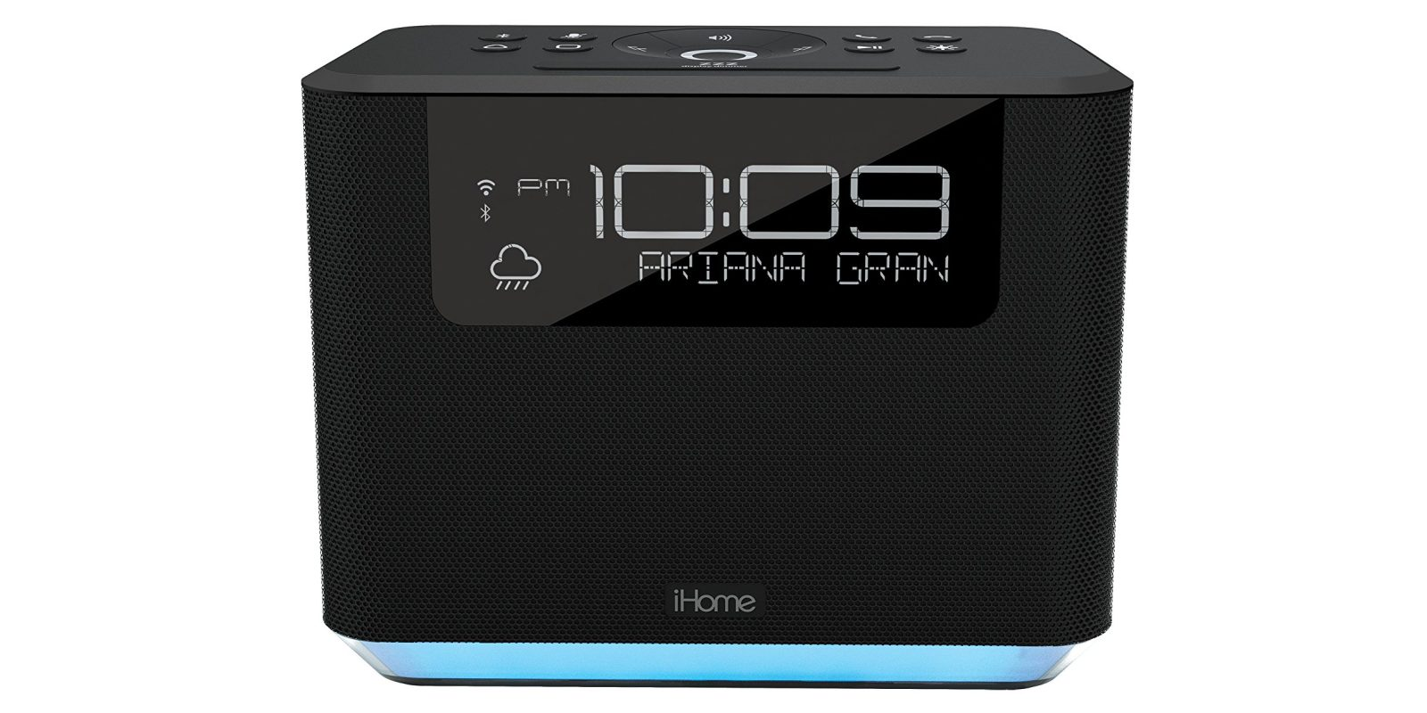 Alexa comes to iHome's latest alarm clock along with USB charging, more