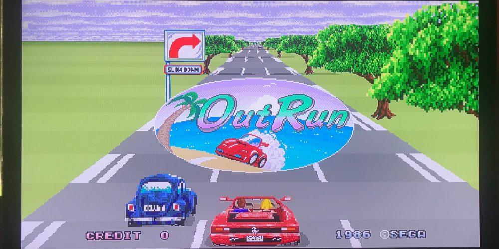 Cannonball Outrun Emulator RetroPie
