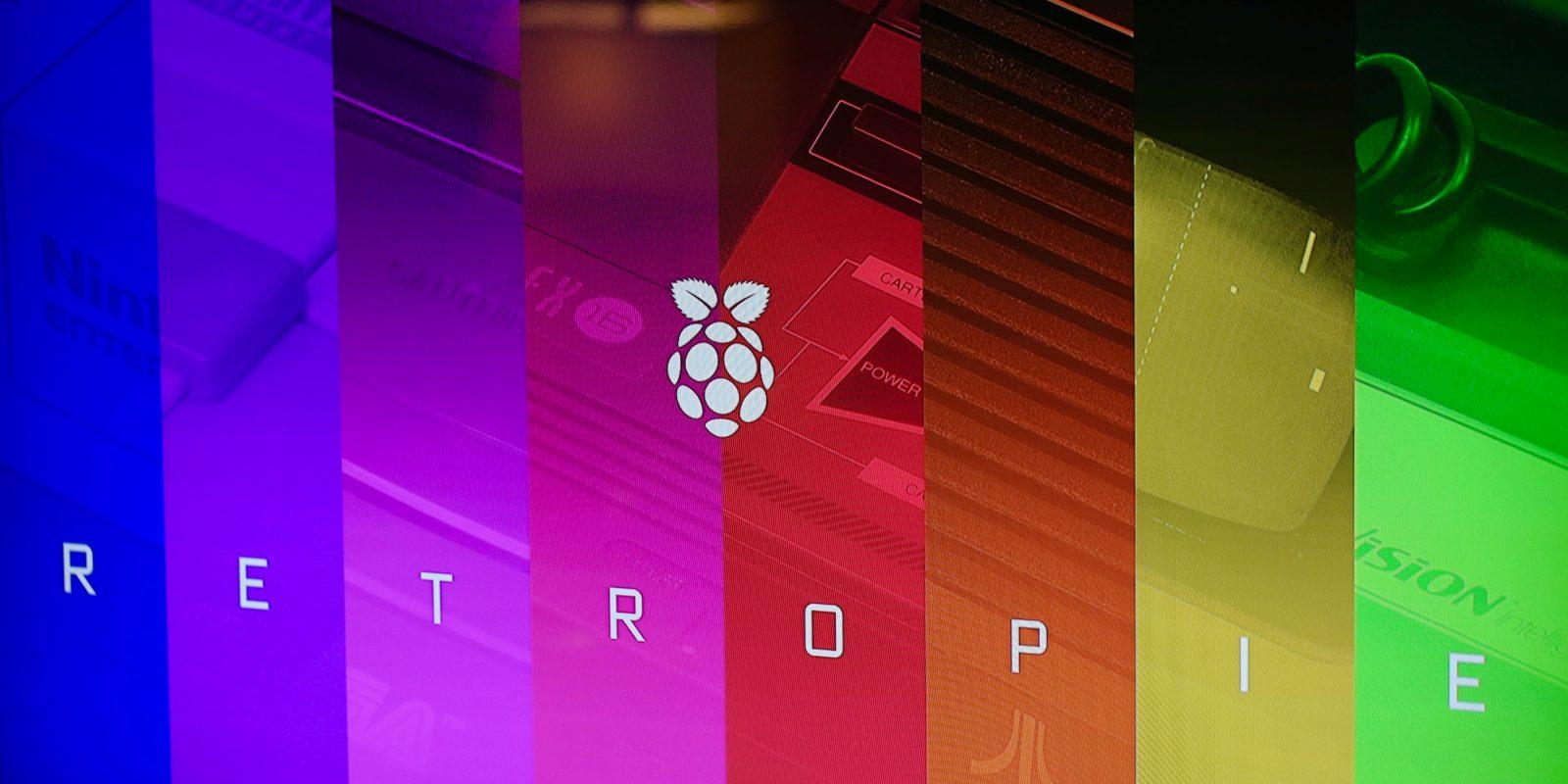 How-to: Build a $35 retro video game console with Raspberry Pi 3 + RetroPie