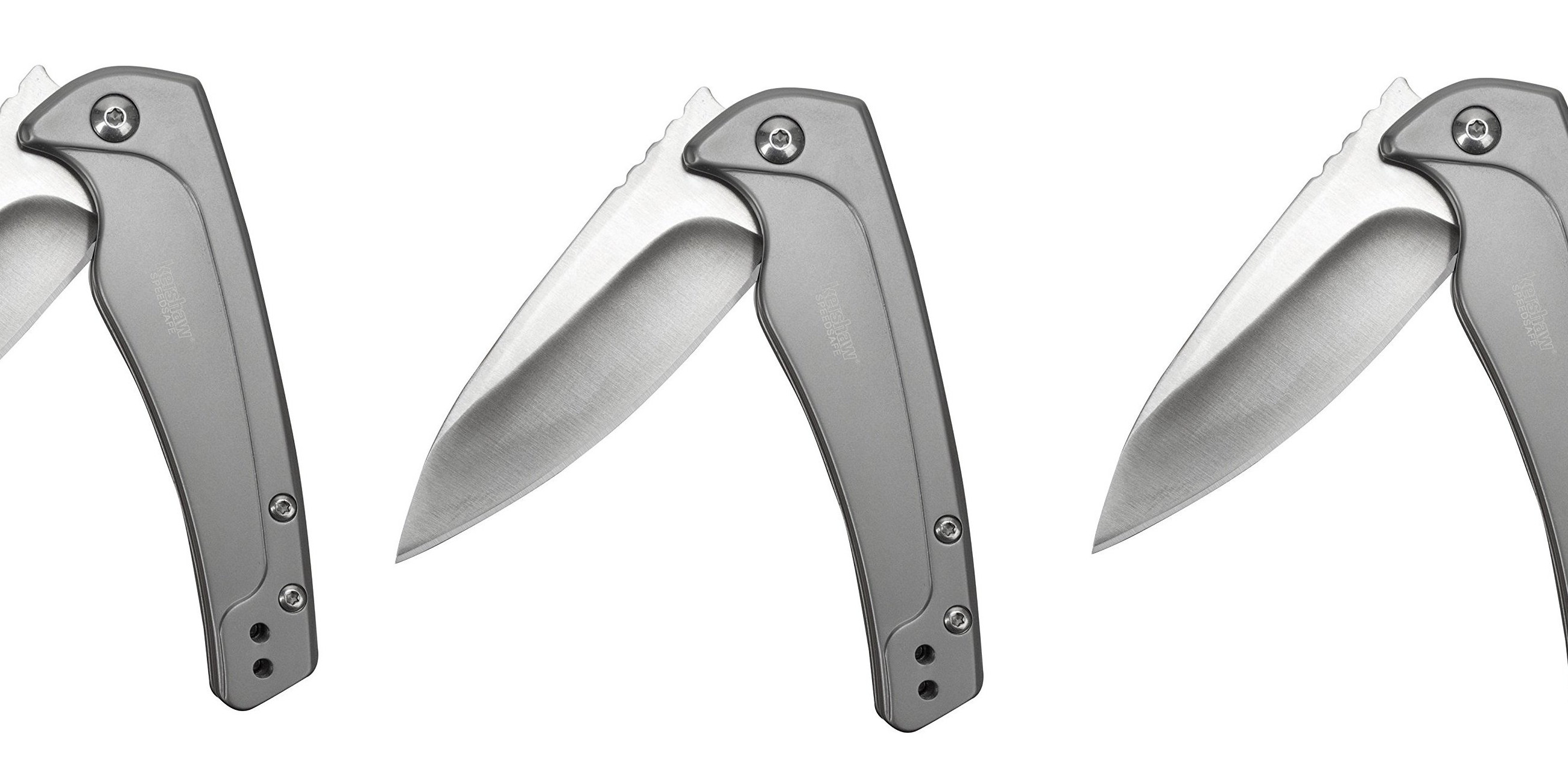 Kershaw's steel/titanium Intellect Pocket Knife now just $17 Prime shipped