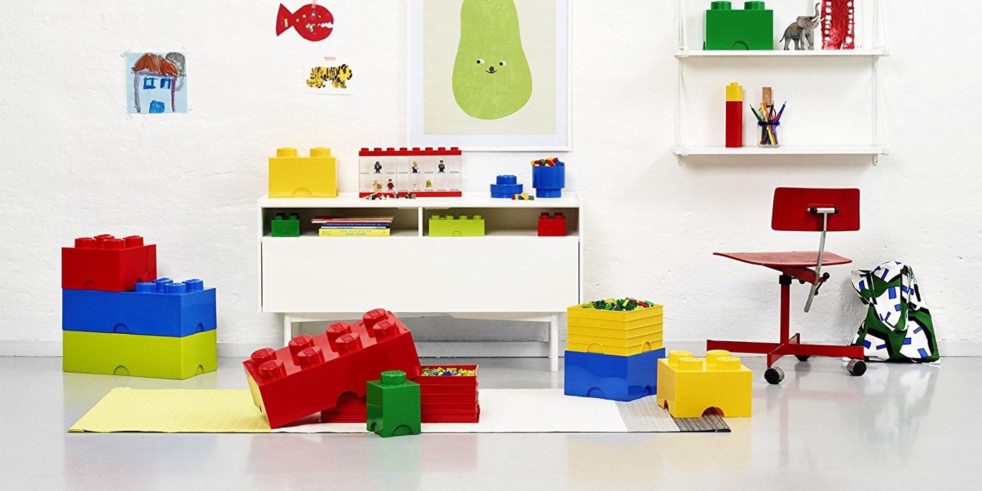 Best containers to keep your LEGO bricks organized from 15 9to5Toys